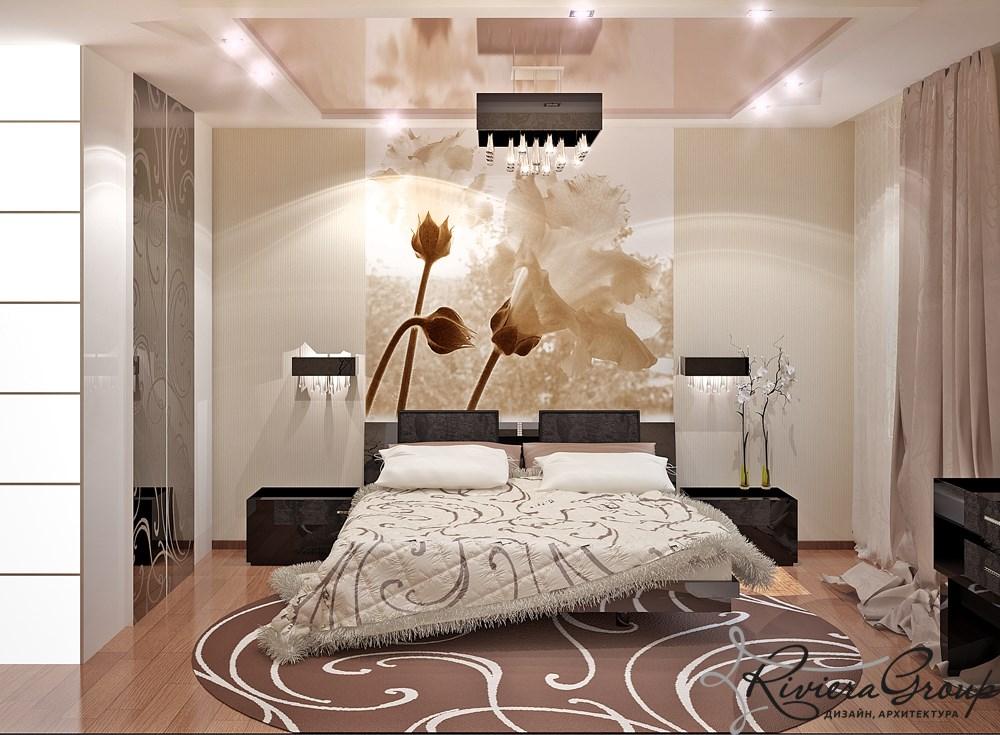 Фото интерьер взрослой спальни